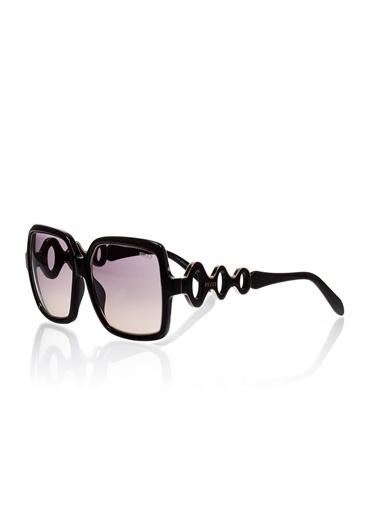 Emilio Pucci  Ep 0040 01B Kadın Güneş Gözlüğü Siyah